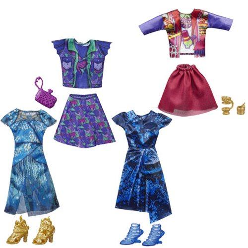 Disney Descendants D3 Movie Fashion Packs Wave 1 Case