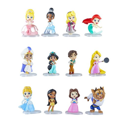 Disney Princess Comics Mini-Figures Series 1 - Case of 24