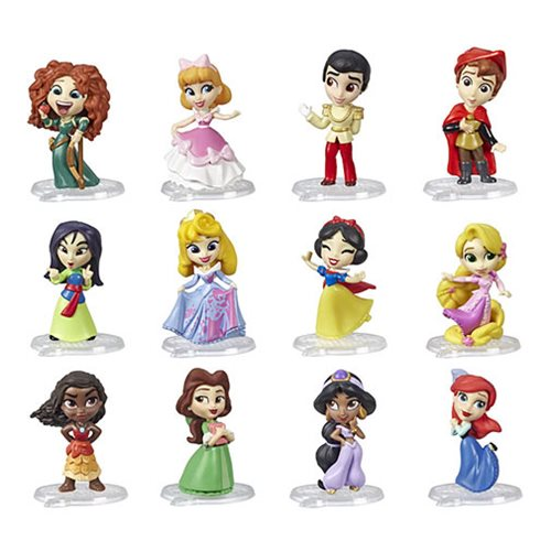 Disney Princess Comics Mini-Figures Series 2 - Case of 24