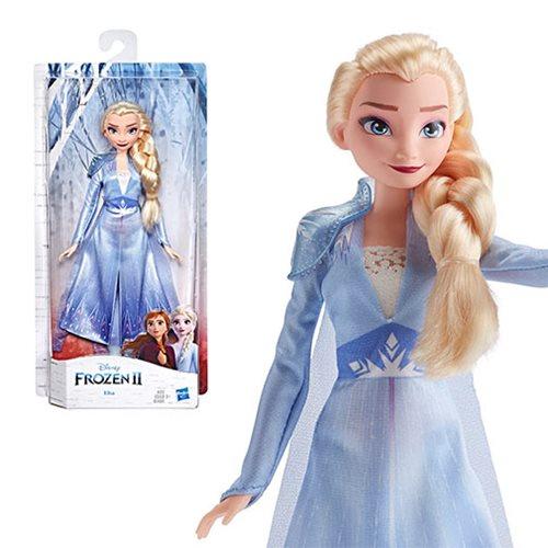 Frozen 2 Elsa Fashion Doll