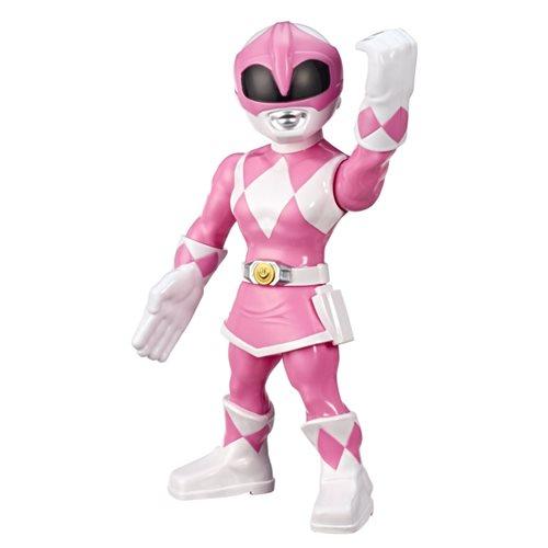 Power Rangers Mega Mighties Pink Ranger 12-Inch Action Figure