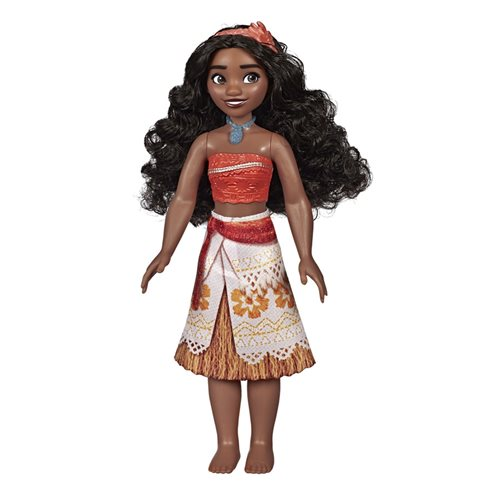 Disney Princess Moana of Oceania Fashion Doll