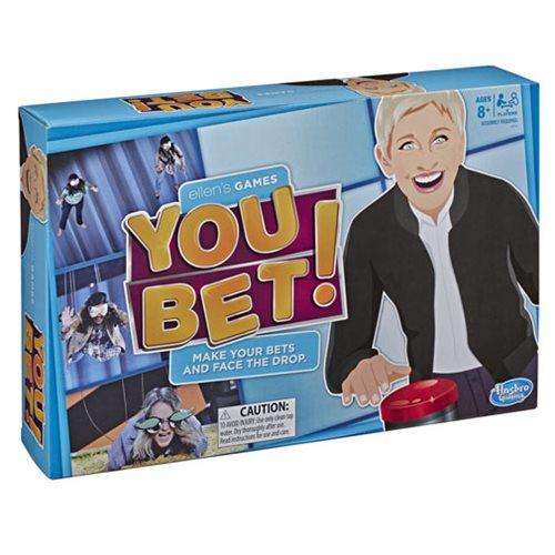 Ellen's Games You Bet Game
