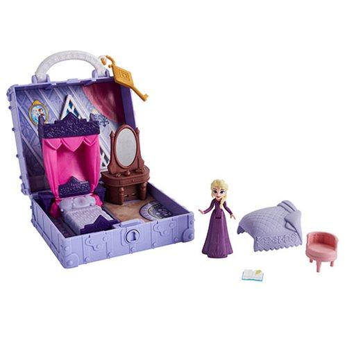 Frozen 2 Pop Adventures Elsa's Bedroom Pop-up Playset
