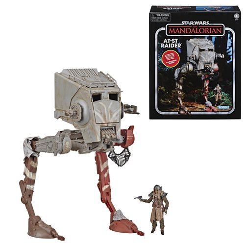 Star Wars Vintage Collection The Mandalorian AT-ST Raider
