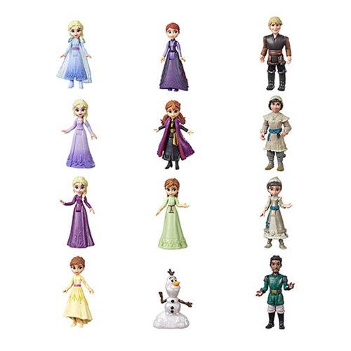 Frozen 2 Pop Adventures Series 1 Surprise Blind Box 6-Pack Mini-Figures