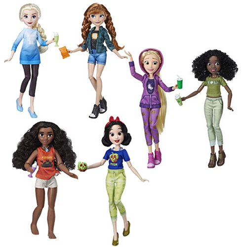 Disney Princess Ralph Breaks the Internet Movie Dolls B Case