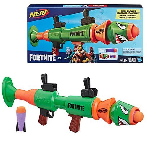 Fortnite RL Rocket Launcher Nerf Blaster