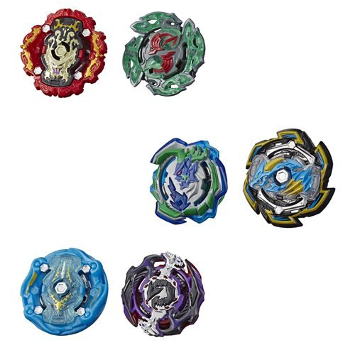 Beyblade Burst Rise Hyper Sphere Dual Packs Wave 1 Case