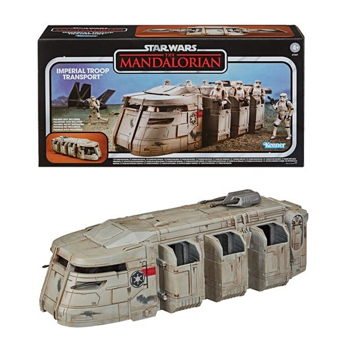 Star Wars TVC Mandalorian Imperial Troop Transport Vehicle