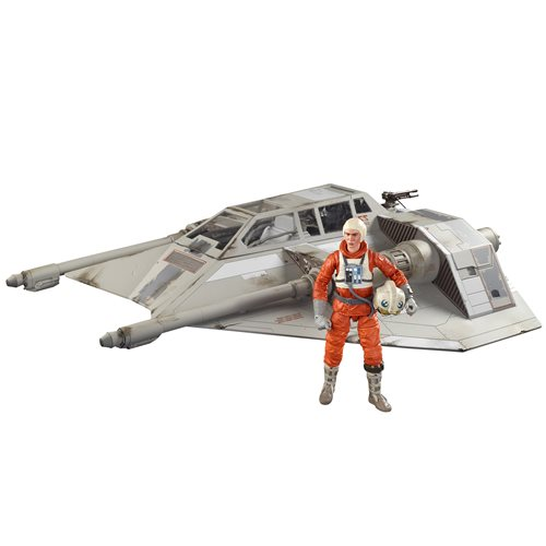 Star Wars The Black Series Snowspeeder Deluxe Vehicle