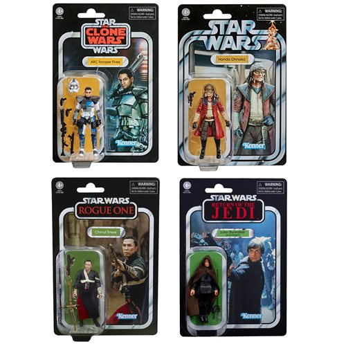 Star Wars The Vintage Collection 2020 Action Figures Wave 2