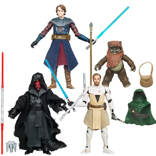 Star Wars Vintage Collection 2020 Action Figures Wave 3 Set
