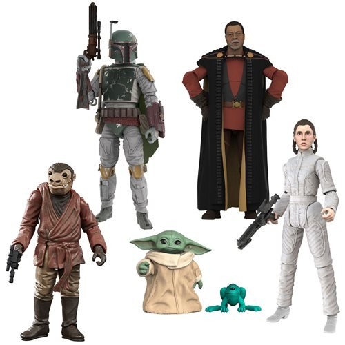 Star Wars The Vintage Collection 2020 Action Figures Wave 6