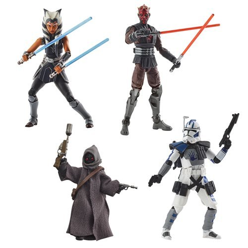 Star Wars The Vintage Collection 2020 Action Figures Wave 7