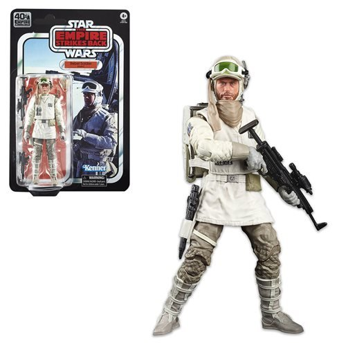 Star Wars Black Series ESB Hoth Rebel Soldier Action Figure