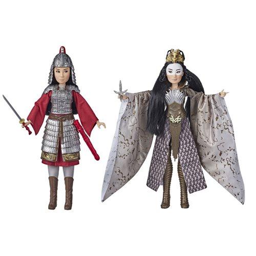 Mulan and Xianniang Doll 2-Pack