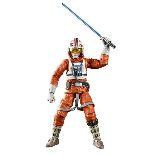 Star Wars Black Series ESB Luke Skywalker Hoth Pilot Figure