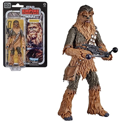 Star Wars Black Series ESB Chewbacca Action Figure