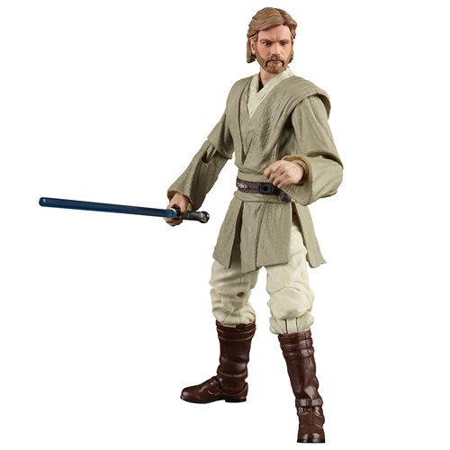 Star Wars Black Series Obi-Wan Kenobi AOTC Action Figure