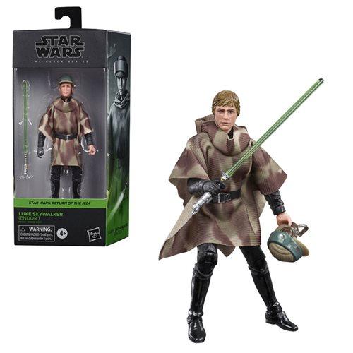 Star Wars Black Series Luke Skywalker (ROTJ) Action Figure