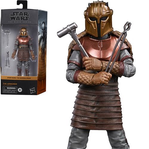 Star Wars The Black Series The Armorer 6-Inch Action Figure