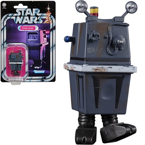 Star Wars The Vintage Collection Power Droid Action Figure