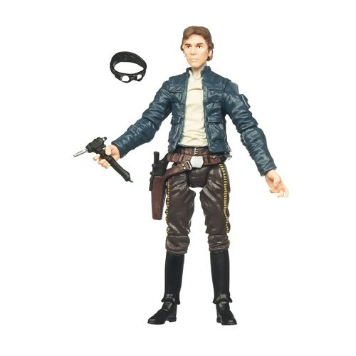 Star Wars Vintage Collection Han Solo (Bespin) Action Figure