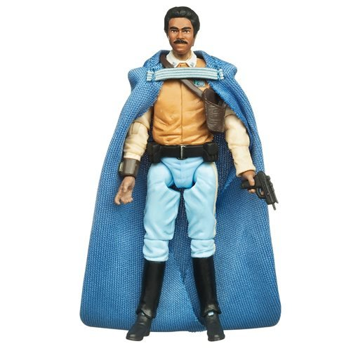 Star Wars Vintage Lando Calrissian General Pilot Figure