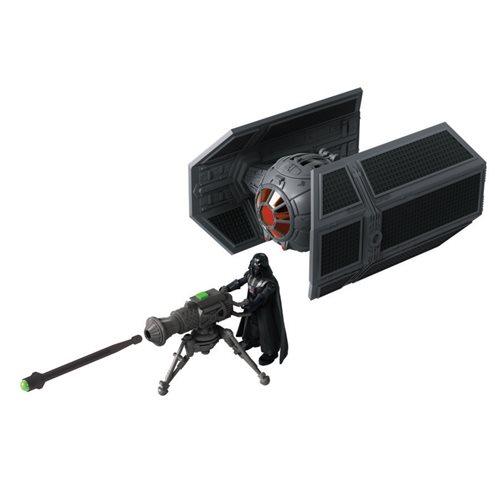 Star Wars Mission Fleet Darth Vader TIE Advanced Vehicle