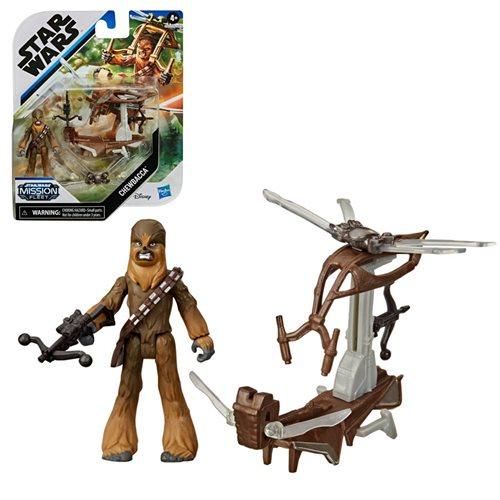 Star Wars Mission Fleet Chewbacca Action Figure