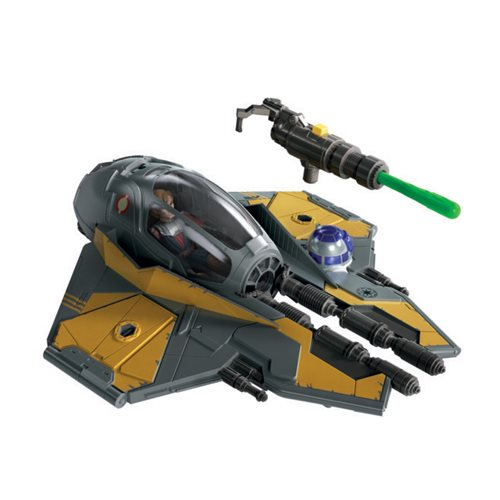 Star Wars Mission Fleet Anakin Skywalker Jedi Starfighter