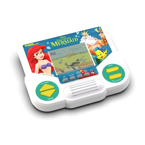 The Little Mermaid Tiger Electronics Handheld Video Game