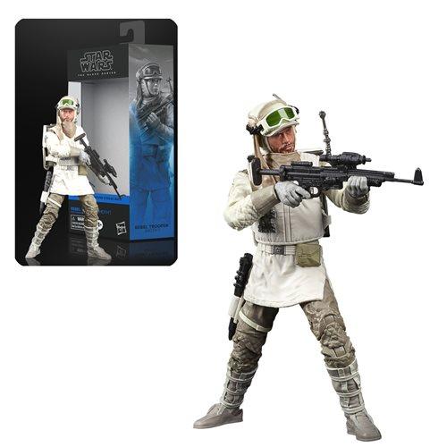 Star Wars Black Series Rebel Trooper Hoth Action FIgure