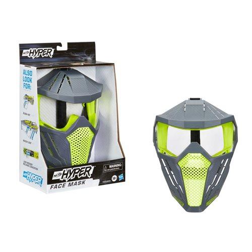 Nerf Hyper Green Face Mask