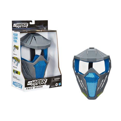 Nerf Hyper Blue Face Mask