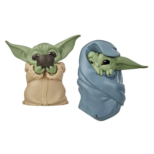 Star Wars Baby Bounties Soup and Blanket Mini-Figures