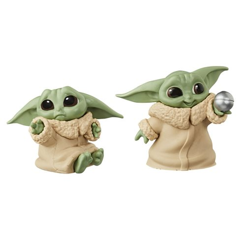 Star Wars Baby Bounties Hold Me and Ball Mini-Figures