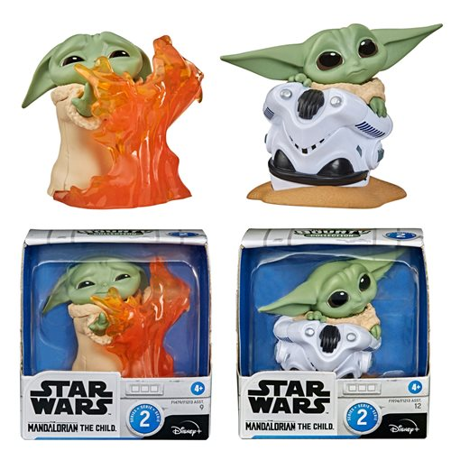 Star Wars Baby Bounties Hide and Protect Mini-Figures
