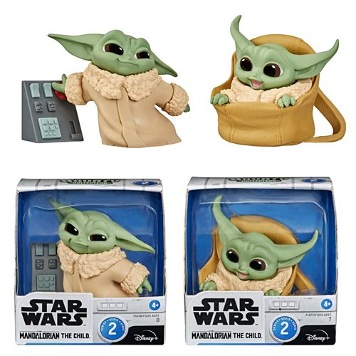 Star Wars Baby Bounties Wild and Button Mini-Figures