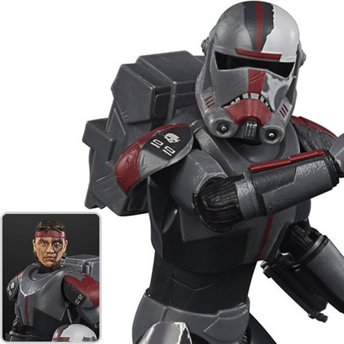 Star Wars The Black Series Clone Hunter 6-Inch Action Figure