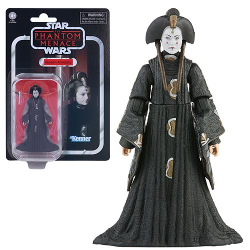 Star Wars Vintage Collection Queen Amidala Action Figure