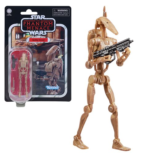 Star Wars Vintage Collection Battle Droid Action Figure