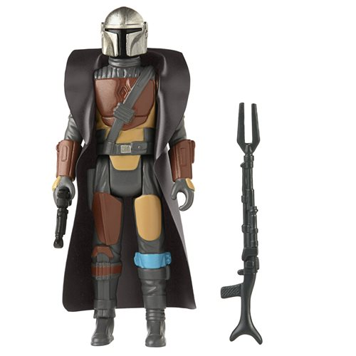 Star Wars The Retro Collection The Mandalorian Action Figure
