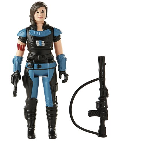 Star Wars The Retro Collection Cara Dune Action Figure