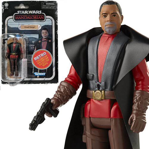 Star Wars The Retro Collection Greef Karga Action Figure