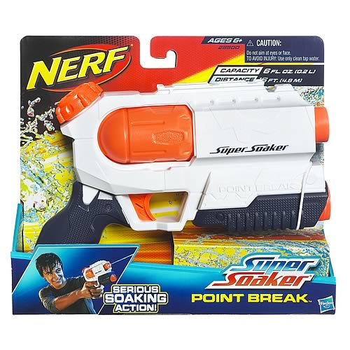 Nerf Super Soaker Point Break Water Blaster