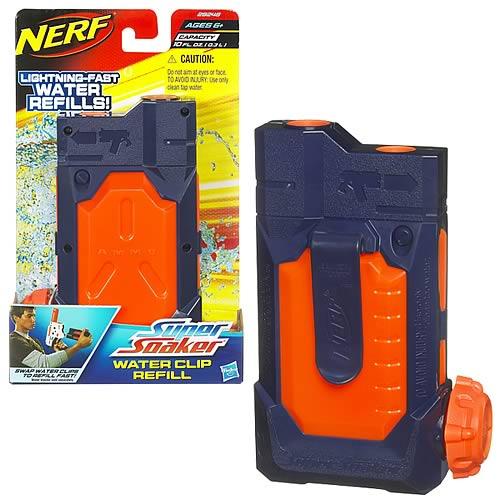 Nerf Super Soaker Clip System Refill Canister