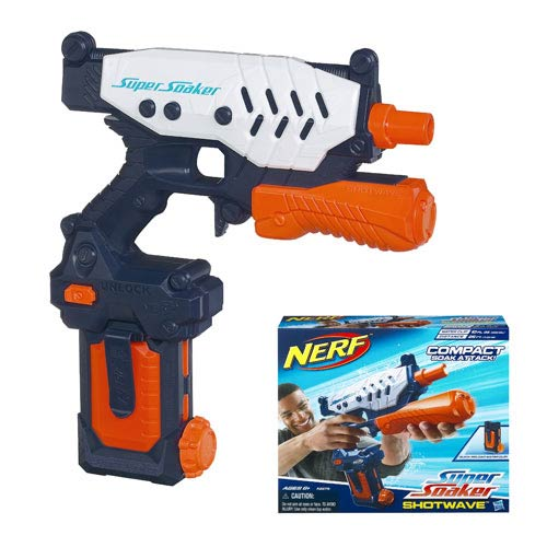 Nerf Super Soaker Shotwave Water Blaster