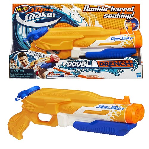 Nerf Super Soaker Double Drench Blaster